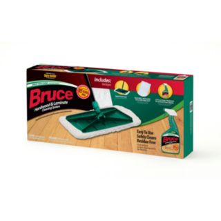 Bruce Hardwood & Laminate Cleaning System (with Terry Cloth Mop Cover) - CKS01