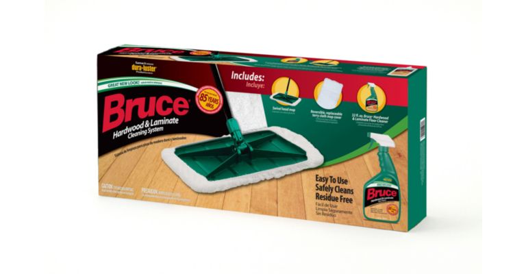 Bruce Hardwood Amp Laminate Cleaning System With Terry