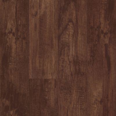 Hickory - Rustic Brown Baldosa de vinil D1023