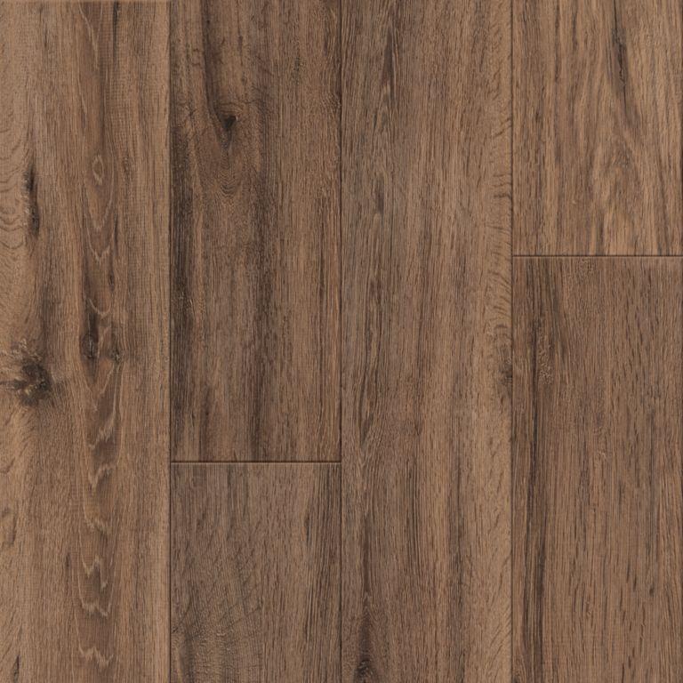 Brushed Oak - Caramel Vinyl Tile D1027