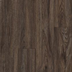 Bradbury Oak - Dusky Brown Vinyl Tile D1029