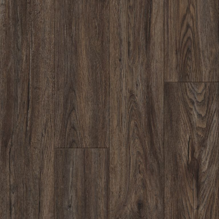 Bradbury Oak - Dusky Brown Baldosa de vinil D1029