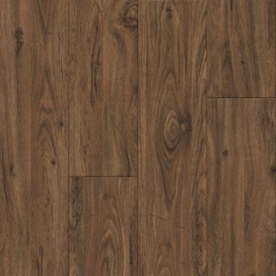 Medium Walnut - Brown Baldosa de vinil D1035