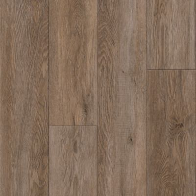 Windswept Plank - Driftwood Baldosa de vinil D1036