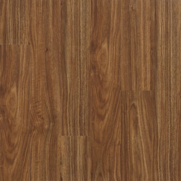 Planks - Black Walnut Baldosa de vinil D2404