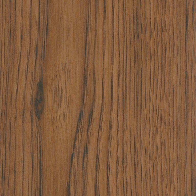 Planks - Russet Hickory Hand-Scraped Visual Baldosa de vinil D2426