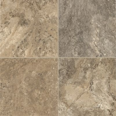 Classico Travertine - Sandstone/Blue Vinilo de Lujo D4311