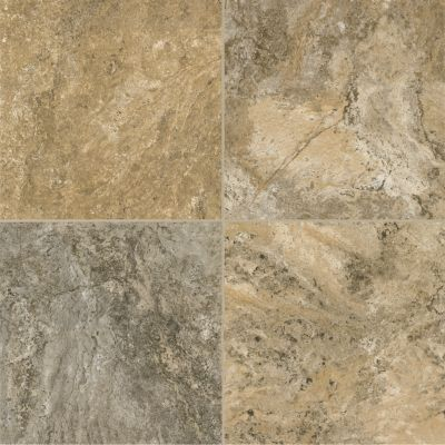 Classico Travertine - Cameo Brown/Gray Vinilo de Lujo D4312