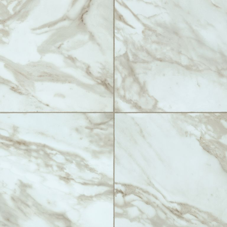 Rossini Marble - Gray Mist Luxury Vinyl D4380
