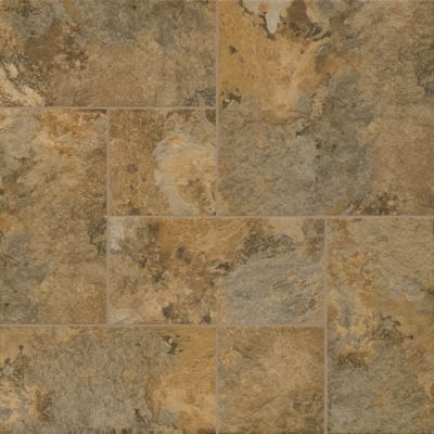 Bloomfield Slate - Ginger Root Luxury Vinyl 8C166