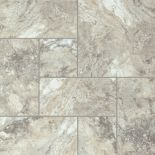 Royal Travertine - Carbon Coal Luxury Vinyl 8F168