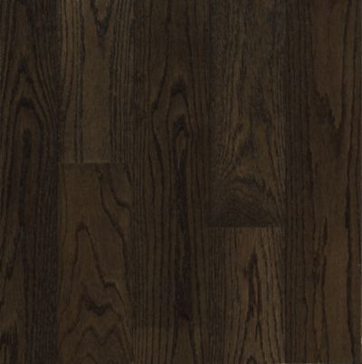 Northern Red Oak - Espresso Hardwood E3314