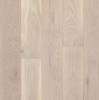 White Oak - Antiqued White Hardwood E5311