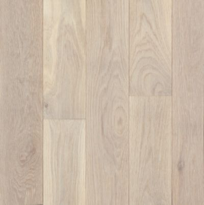 White Oak - Antiqued White Hardwood E5311