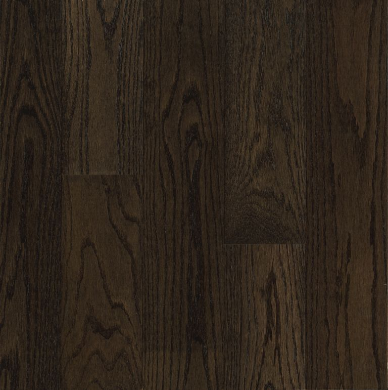 Northern Red Oak - Espresso Hardwood E5314