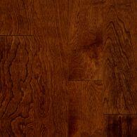 Yellow Birch - Glazed Rust Red Hardwood E5317