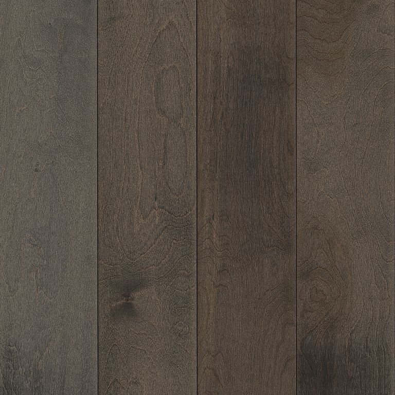 Yellow Birch - Glazed Dusky Gray Hardwood E5319