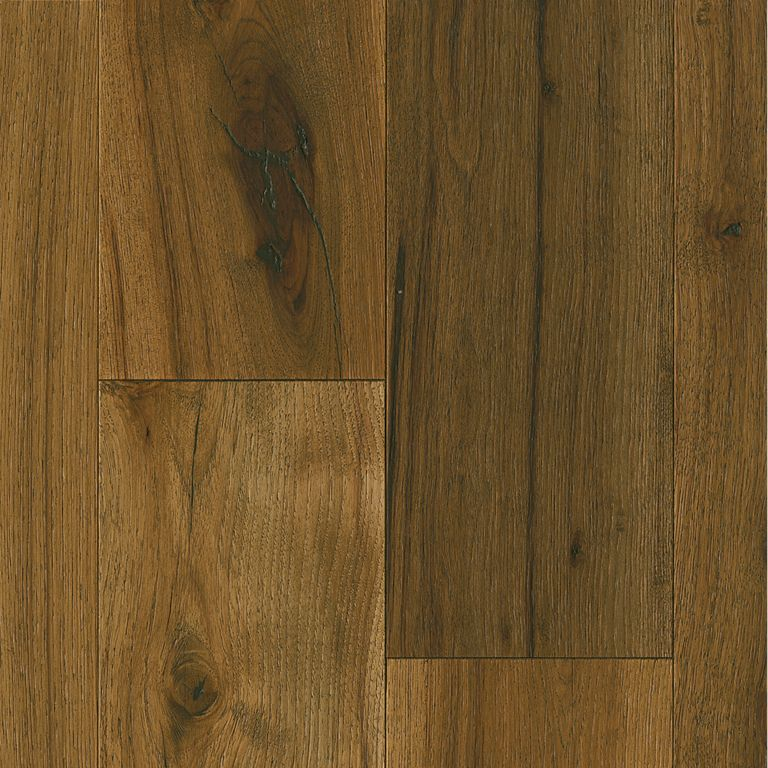 Hickory - Deep Etched Timber Mill Hardwood EAHTB75L403