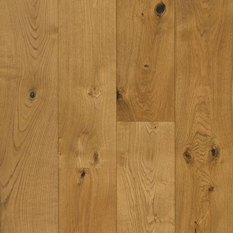 Roble Blanco - Deep Etched Natural Madera EAKTB75L406