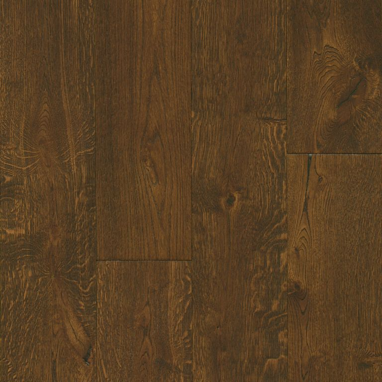 Roble Blanco - Deep Etched Hampton Brown Madera EAKTB75L408
