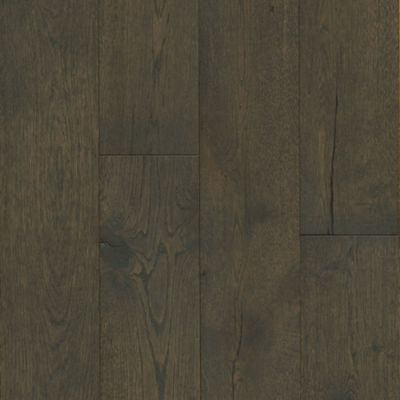 White Oak - Deep Etched Iron Mountain Hardwood EAKTB75L410