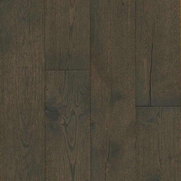 White Oak - Deep Etched Iron Mountain Hardwood EAKTB75L410