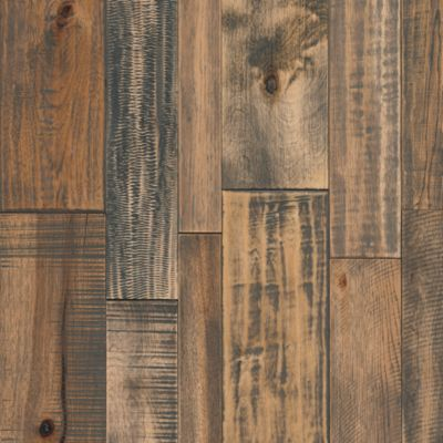 Mixed Species - Industrial Tones Hardwood EAXWRM5L405X