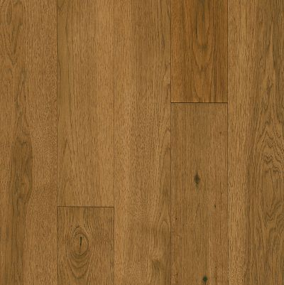 Hickory - Deep Etched Golden Summer Hardwood EBHBI53L402W