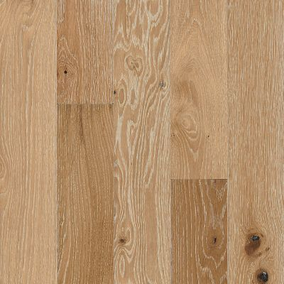 White Oak - Limed Natural Light Hardwood EBKBI53L401W