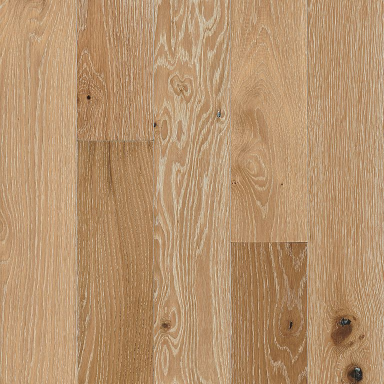 Roble Blanco - Limed Natural Light Madera EBKBI53L401W