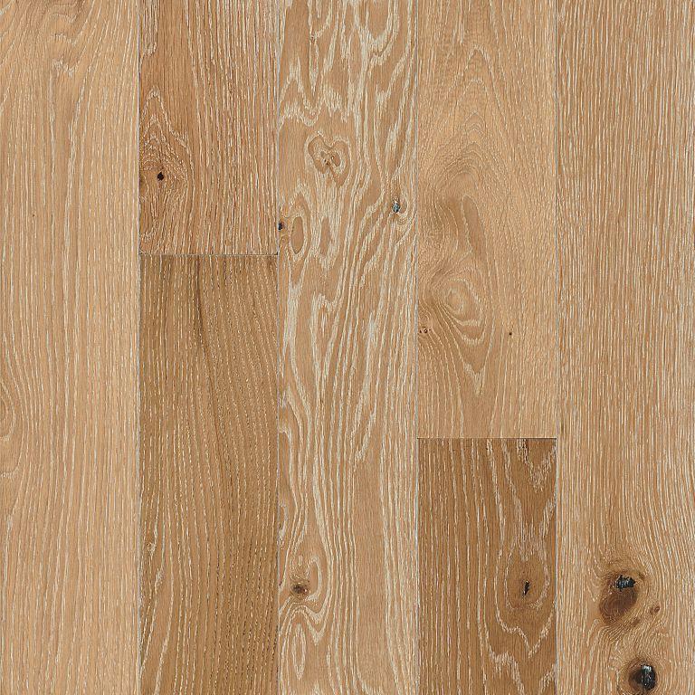 White Oak - Limed Natural Light Hardwood EBKBI53L401W