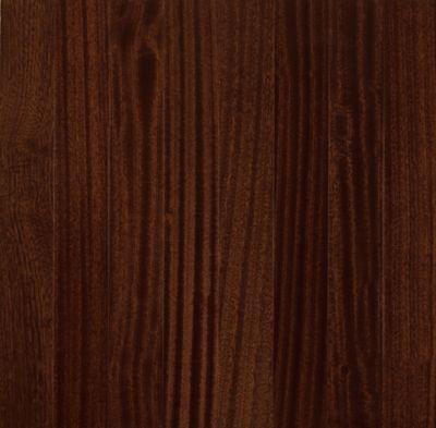 African Mahogany - African Mahogany Burnished Sable Hardwood EGE3206