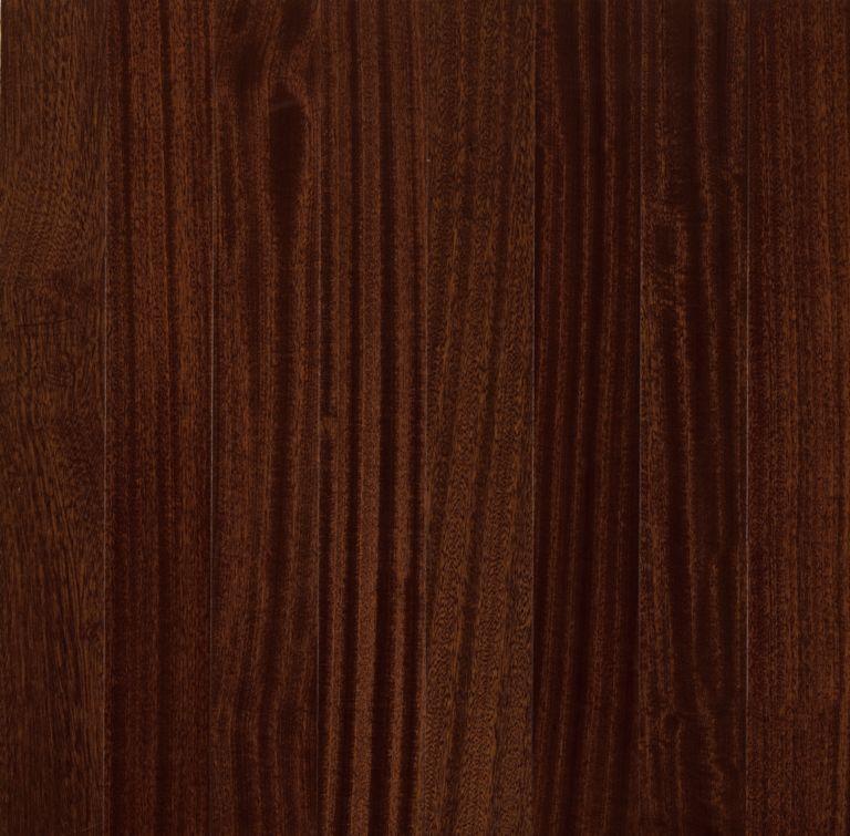 Caoba Africana - African Mahogany Burnished Sable Madera EGE3206