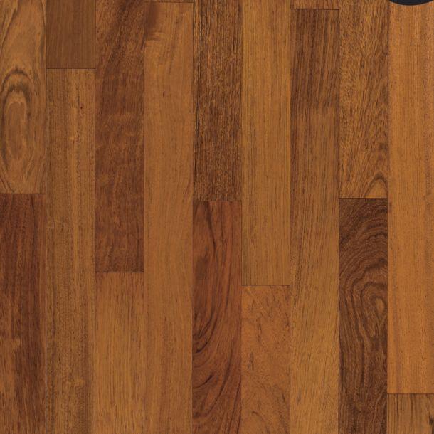 Beautiful Brazilian Cherry Hardwood Flooring From