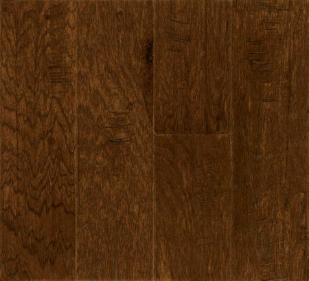 Hickory Hardwood Flooring Dark Brown Ehm5202 By Bruce