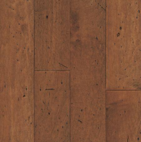 Maple Hardwood Flooring Brown Er7563 By Bruce Flooring