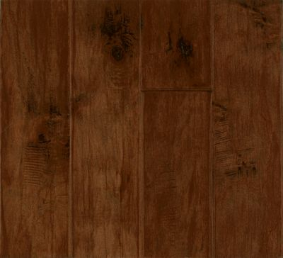 Maple - Burnt Cinnamon Hardwood ERH5307
