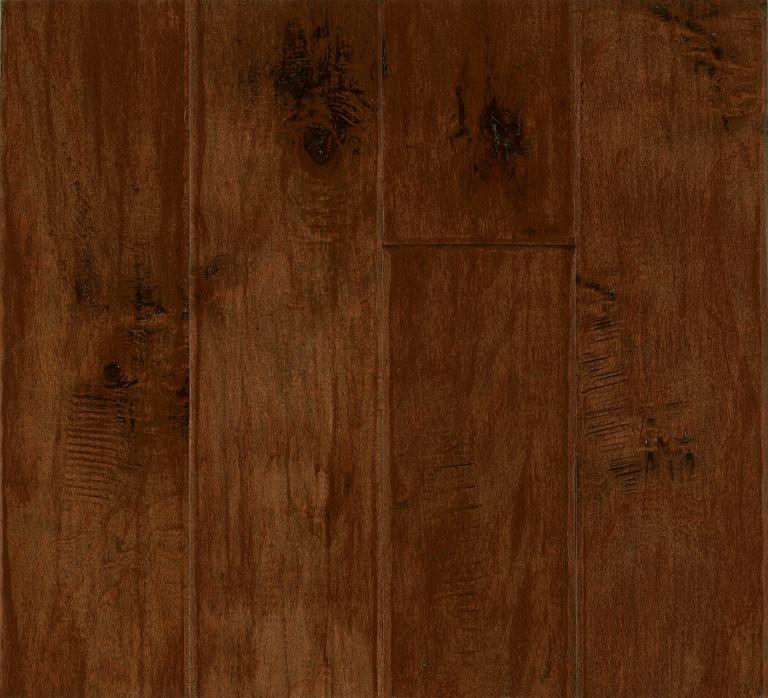 Maple - Burnt Cinnamon Hardwood ERH5307