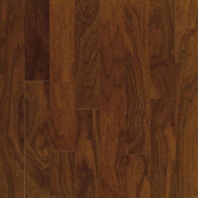 Walnut hardwood flooring brown ewt30lg by bruce flooring for Walnut hardwood flooring