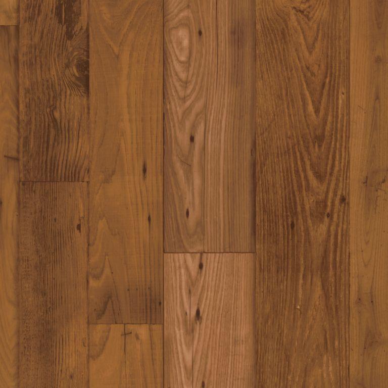 Wood Plank - Dark Natural Vinyl Sheet G2092