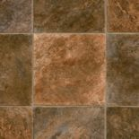 Inca Slate - Earthen Plain Vinyl Sheet G3A21