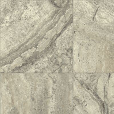 Caria Travertine - Silver Sword Vinyl Sheet B6232