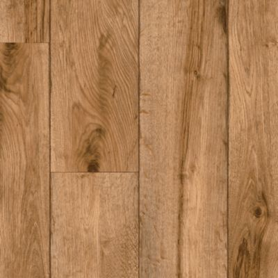 Rustic Timbers - Natural Vinyl Sheet B6101