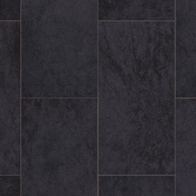 Amalfi - Black Vinyl Sheet B3023