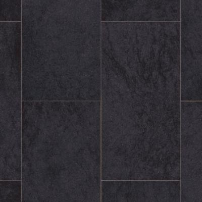 Amalfi - Black Lámina de vinil B6023