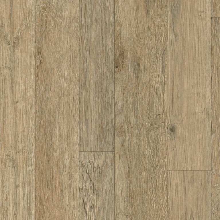 Brushedside Oak - Smoky Perlino Vinyl Sheet X7545