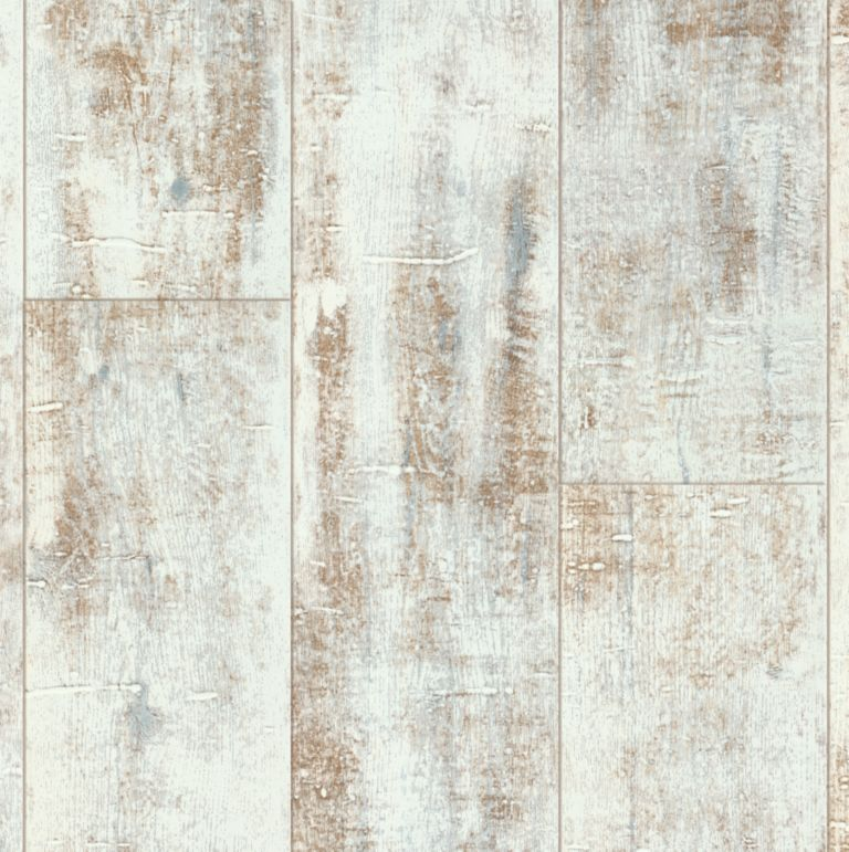 Milk paint white l3100 laminate for Armstrong laminate flooring installation