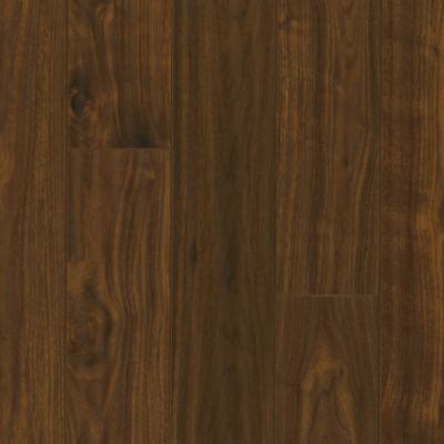 Urban Walnut - Scraped Chocolate Laminate L6638