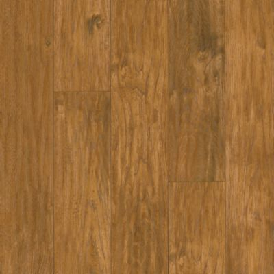 Woodland Hickory - Scraped Golden Laminate L6639