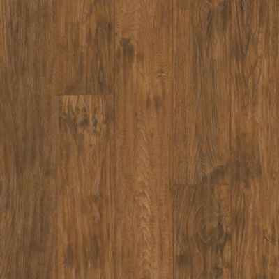 Woodland Hickory - Scraped Spice Laminate L6640